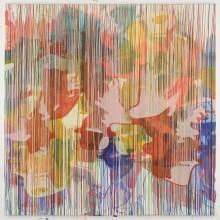 Landscape Painting 4, 2008.  195cms X 195cms