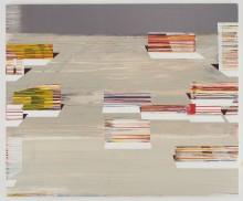 Painting 2, 2014.  145cms X 120cms