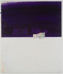 Large Landscape Painting 3, 2013  180cms X 165cms