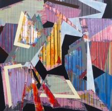 Painting 4, 2016  70cms X 70cms