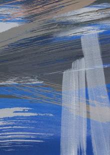 Painting P14:18 2018  26.5cms X 12cms