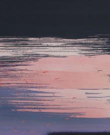 Painting P18:18 2018  31.5cms X 42cms