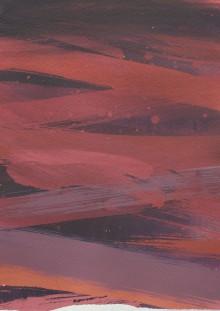 Painting P9:18 2018  22cms X 30cms